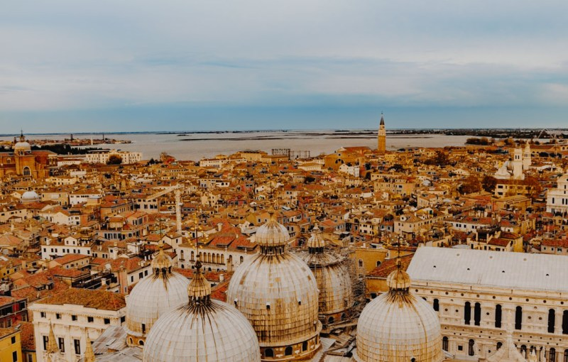 A view over Venice