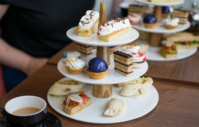 Cocorico Cardiff Afternoon Tea