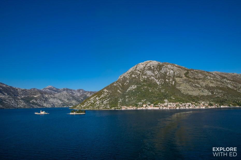 East Europe cruise to Kotor, Montenegro