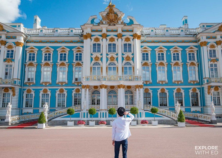 Catherine Palace, Saint Petersburg