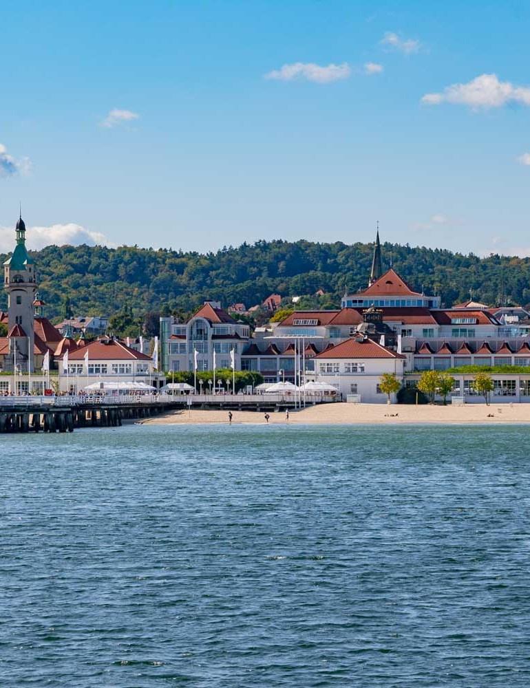 Sopot - the 'Polish Riviera' and pier