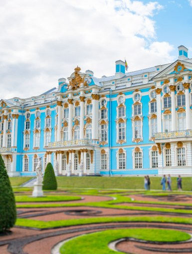 The Catherine Palace, Pushkin