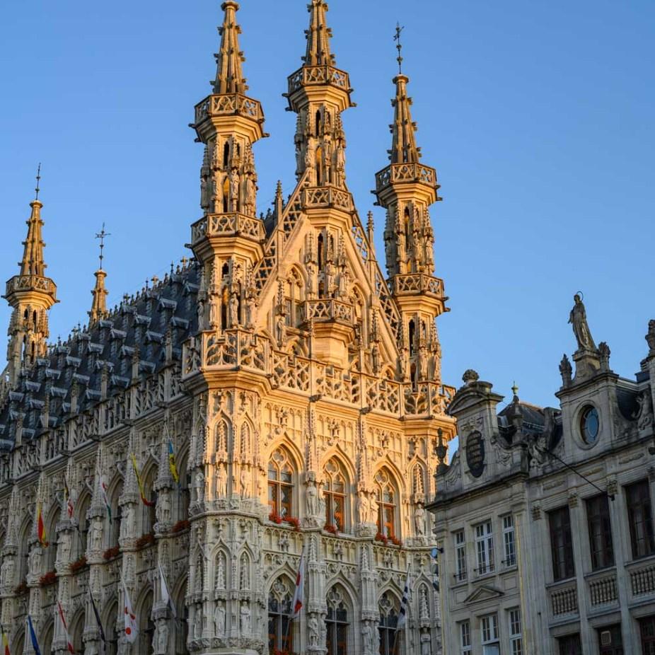 Leuven's Town Hall