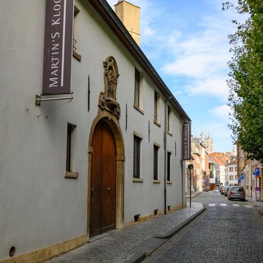Martin's Klooster Hotel in Leuven, Belgium