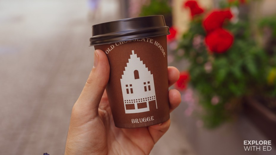 The best hot chocolates in Bruges