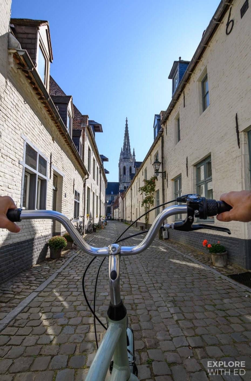 Leuven bicycle ride