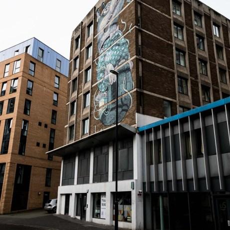 Urban art in Bristol