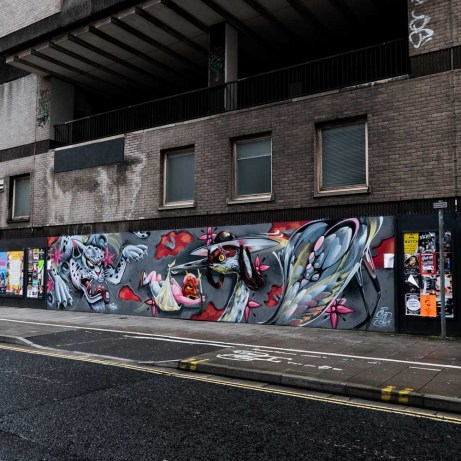#Ad Microgap trip to Bristol exploring the urban art