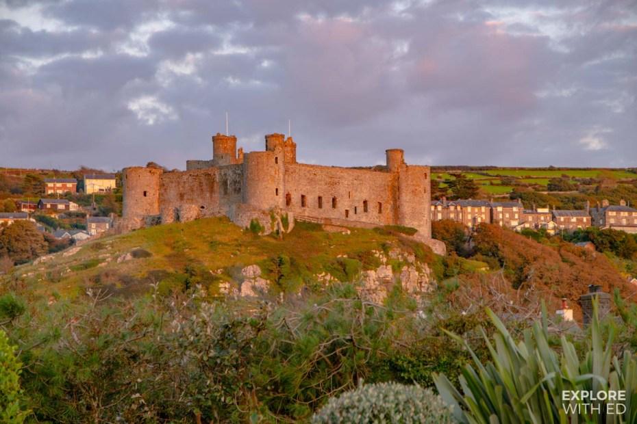Harlech Castle, World's Most Scenic Rail Journeys