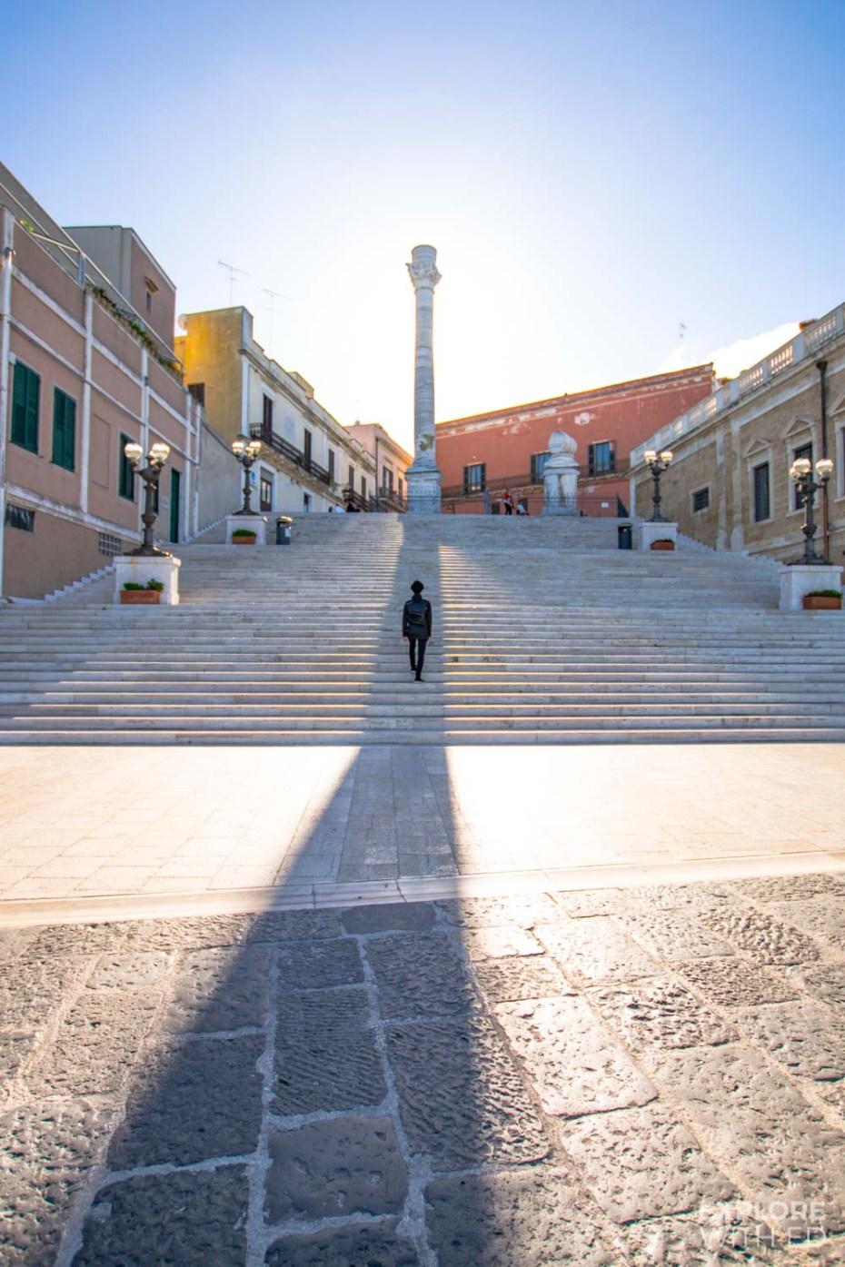Brindisi column