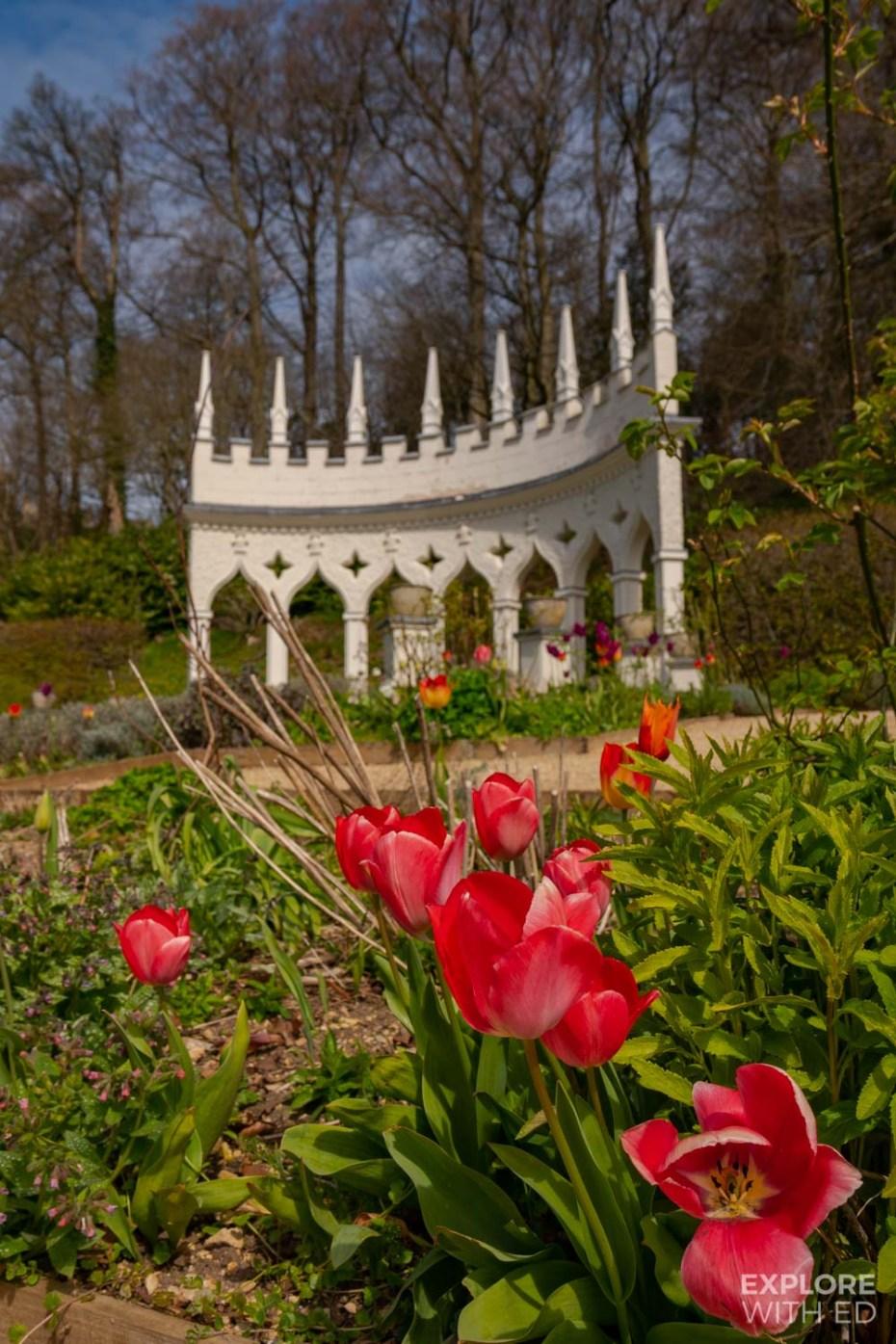 Painswick Rococo Style Garden