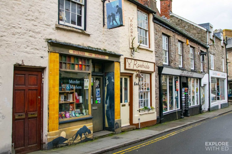 Hay-on-Wye book shops