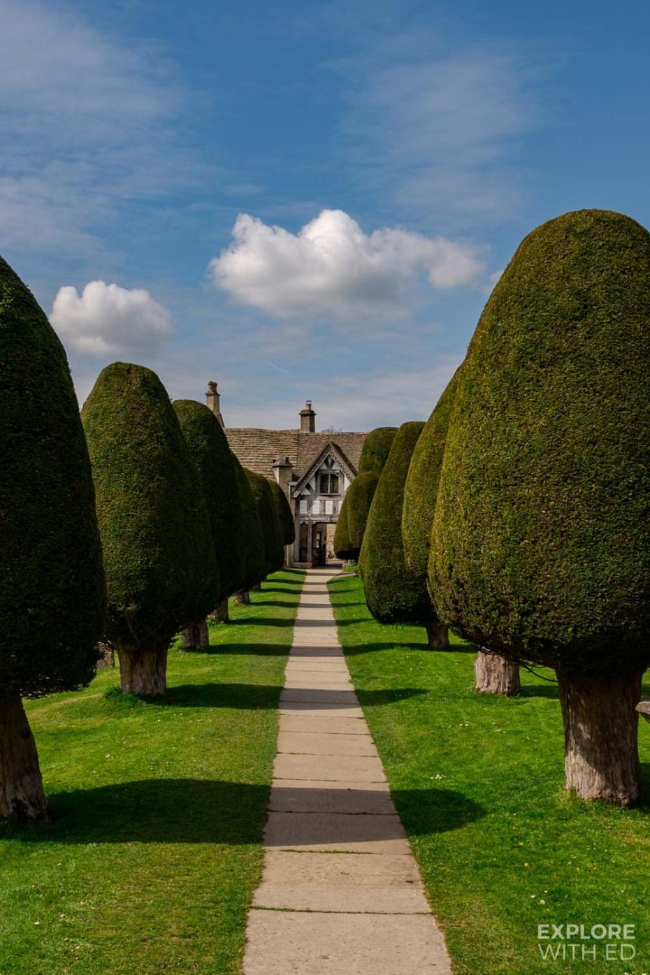 Painswick Churchyard