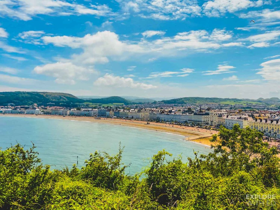 Places to stay in Llandudno