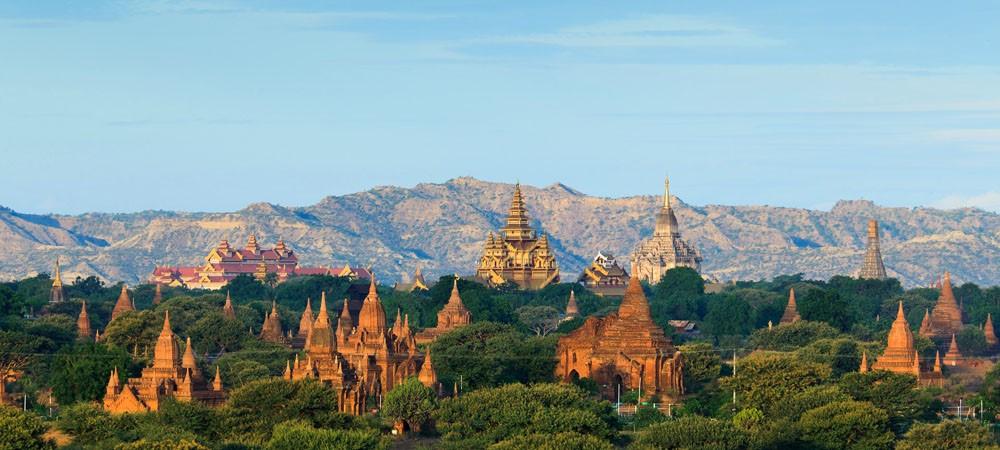 Bagan Temples Burma Travel