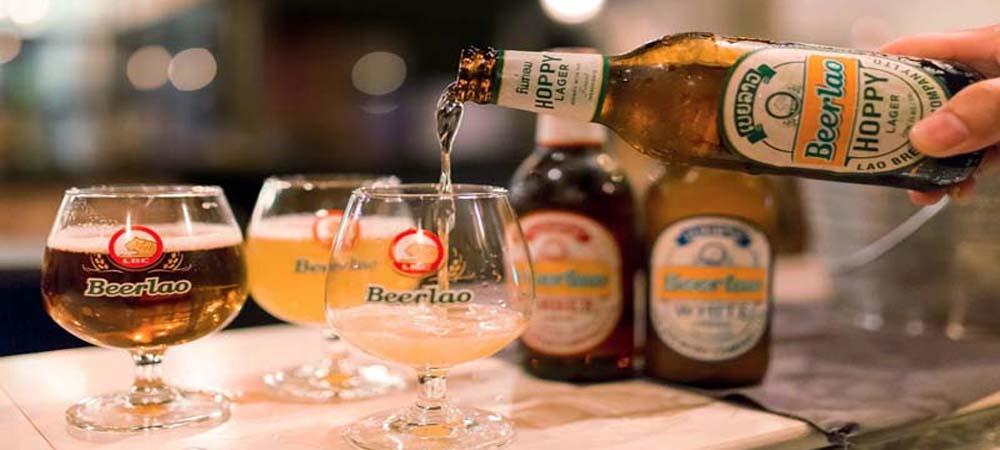 Laos Beer, Asia Foodie Toor