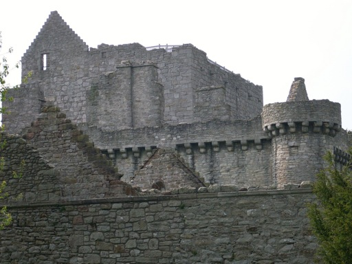 Craigmillar Castle Tower