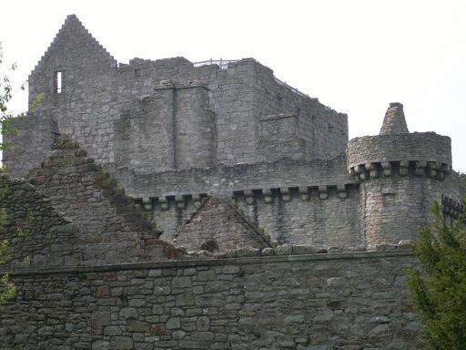 Craigmillar Castle Tower