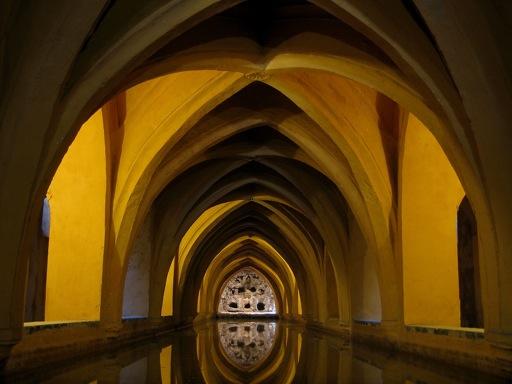 Seville Alcazar Banos de Dona Maria