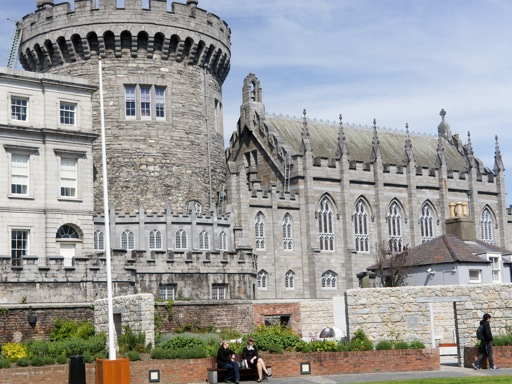 Dublin Castle, Ireland