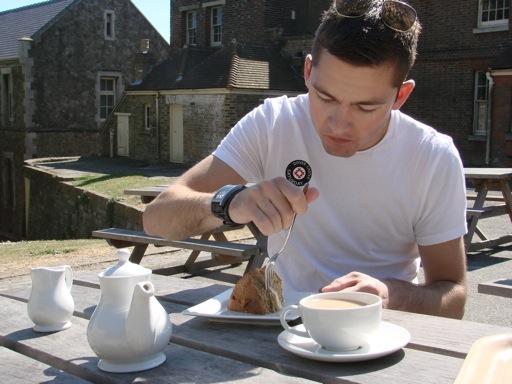 Dover Castle England Restaurant