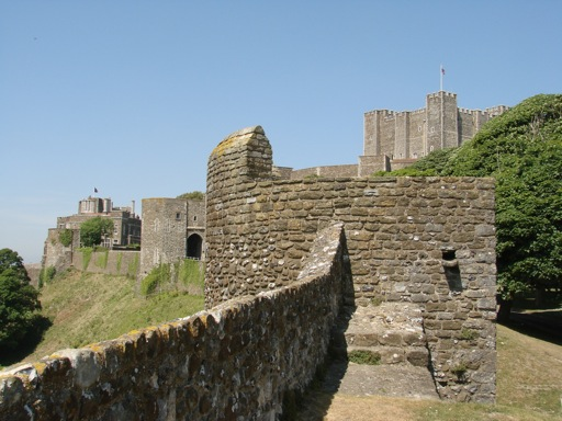 Dover Castle England Photo