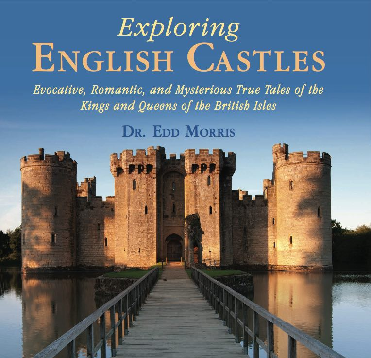 Exploring English Castles Book Cover