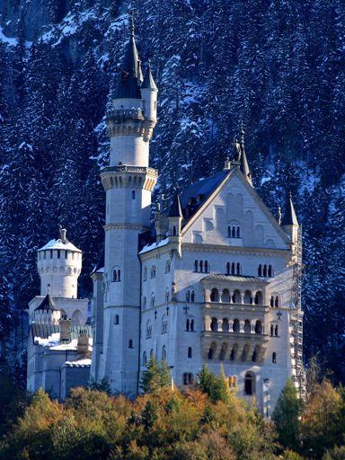 Neuschwanstein Fantasy Castle