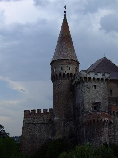 Gothic Castles - Hunyad in Transylvania