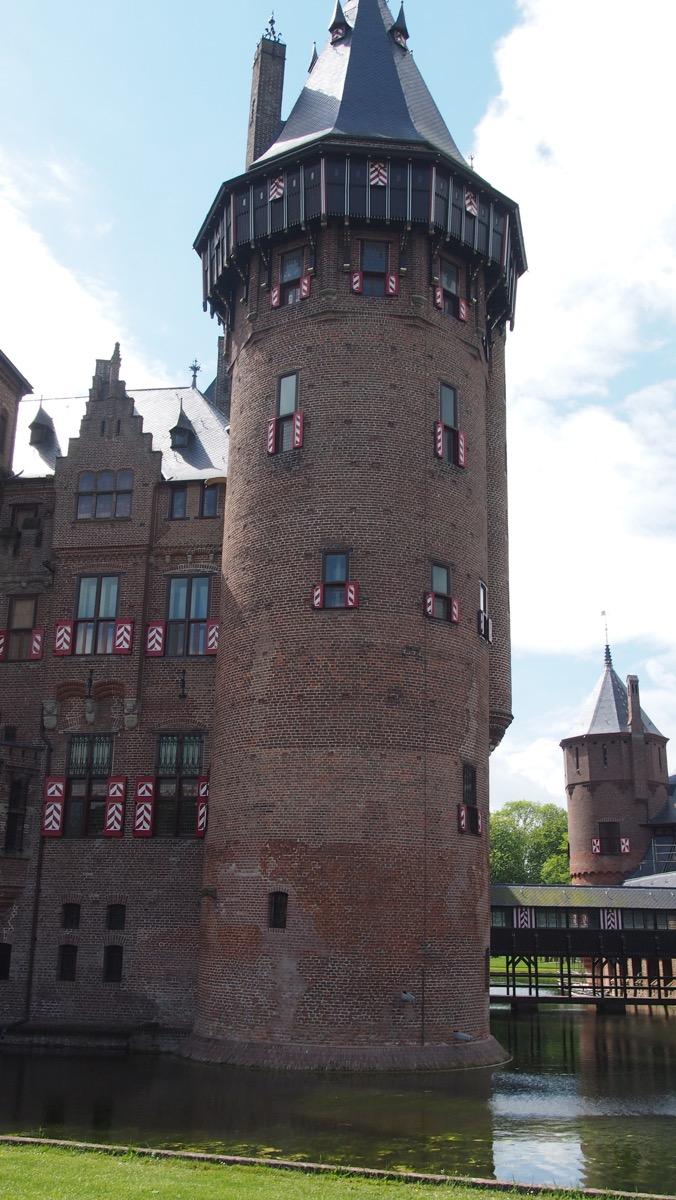 Kasteel de Haar Tower