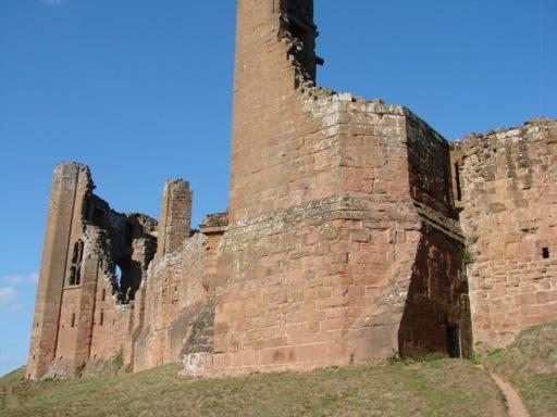 Kenilworth Castle Outer Defences