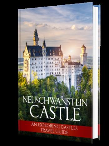 My guidebook to Neuschwanstein Castle.