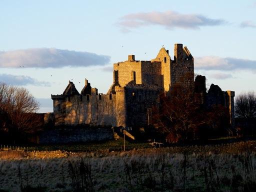 Scotland Castle Craigmillar