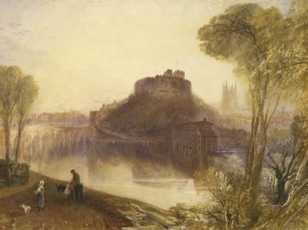 Turner's Tamworth Castle