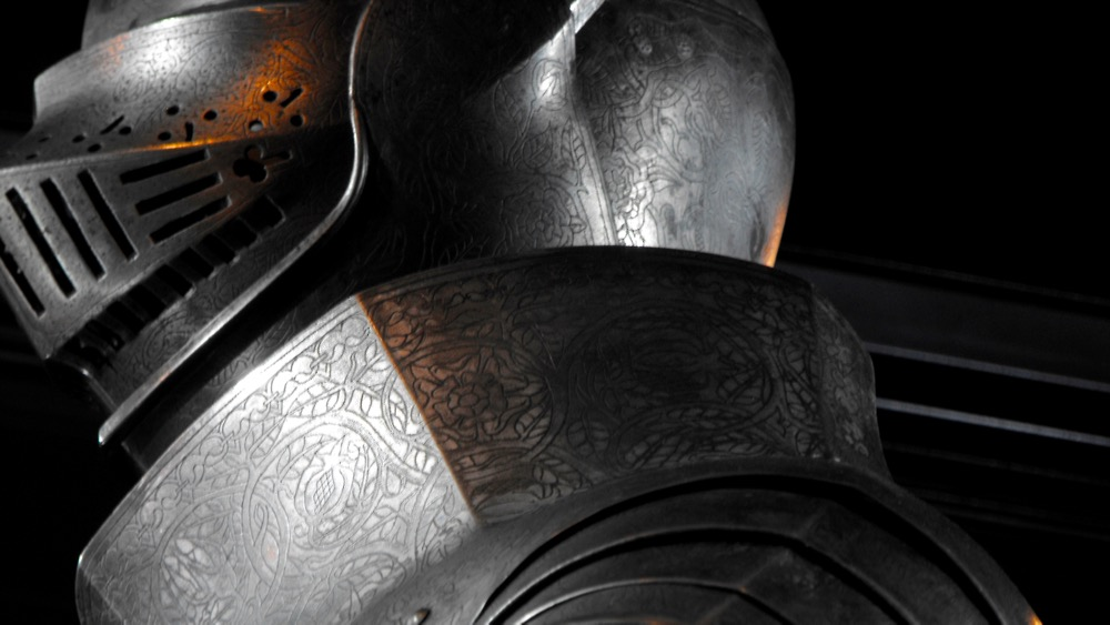 Haunted armour of King Henry