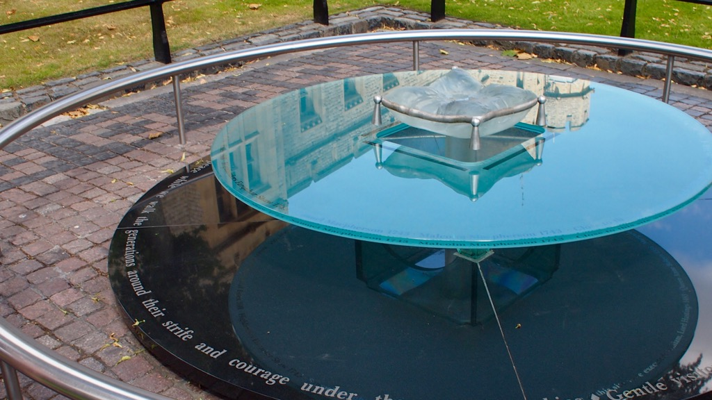The Tower of London execution site