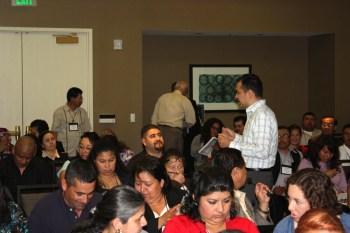 California Migrant Parents Conference