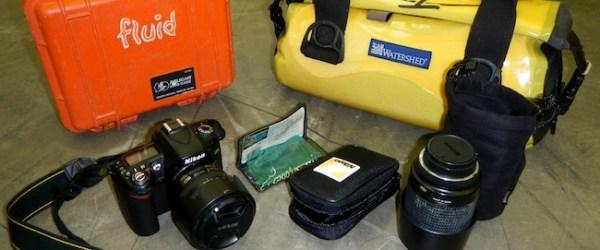 REVIEW: Pelican 1300 Case vs. Watershed Ocoee Bag