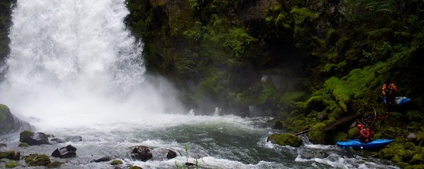 N.F. Clackamas: Waterfall Mission