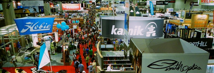 EVENT: Outdoor Retailer 2012- Thursday