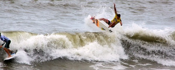 Big Air Action at the 50th ECSC