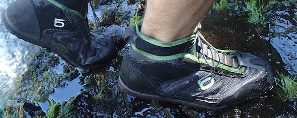 5.10 WATER TENNIE: Because You Won't Slip!