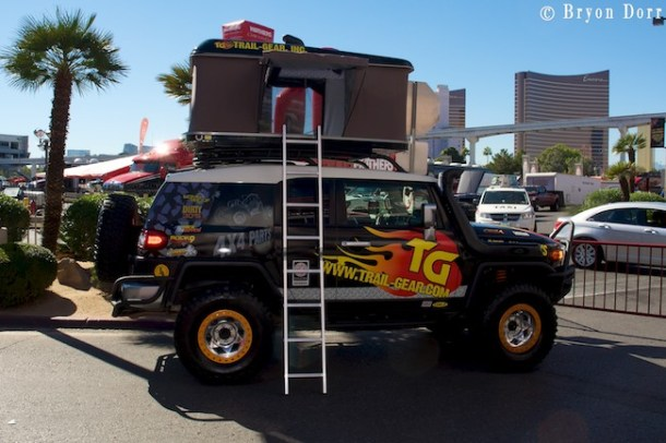 Sema News 2012 Off Road Vehicles Exploring Elements
