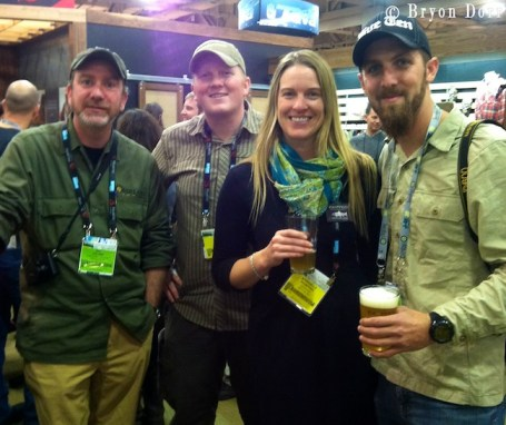 The overland crowd is always out in force at OR. It was great to drink with the Overland Journal, Expo Portal, Xpedition Overland & ExOfficio peeps.