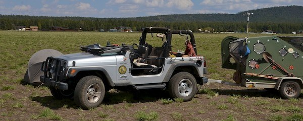 Vehicles of Overland Expo 2013: JEEP