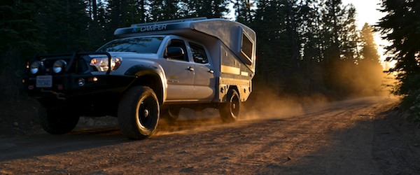 SNAPSHOT: CA Overland with the Toyota Tacoma XPCamper V2