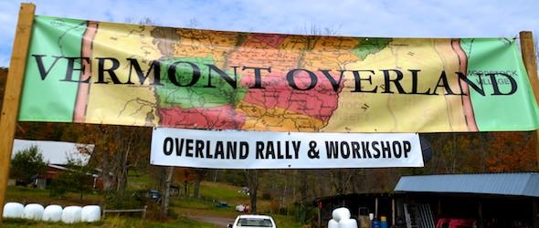 EVENT: NE Overland Rally 2013