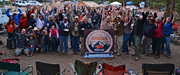 EVENT: 2013 SoCal Mountain Rendezvous