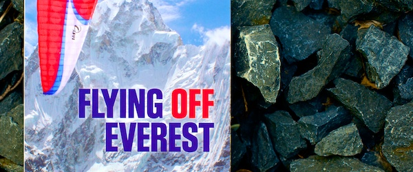 REVIEW: Flying Off Everest (Book)
