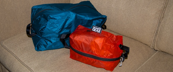 REVIEW: Granite Gear Air Zippsack